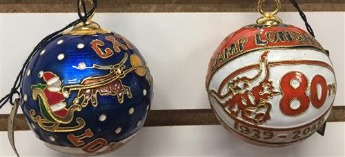 ATC: Custom Cloisonne Ornaments