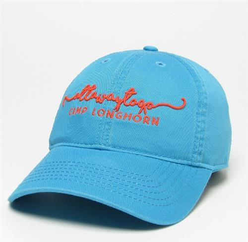 Youth Cap Aqua