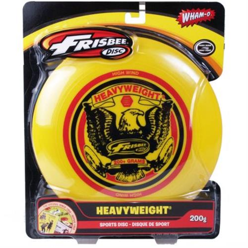 Heavyweight Frisbee