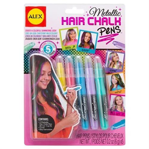 ONLINE: Metallic Hair Chalk Pens