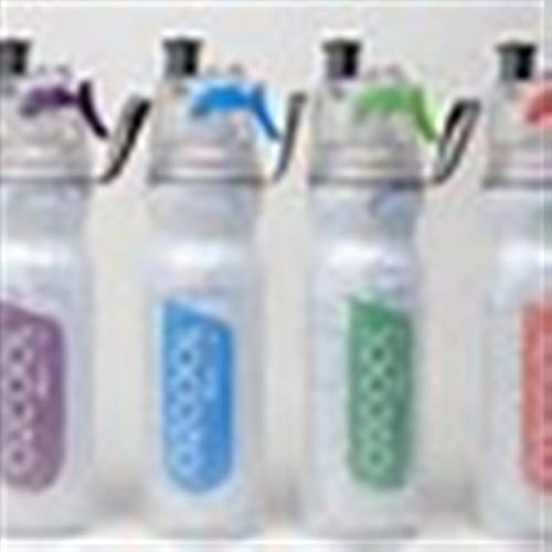 Waterbottle: O2Cool  Arctic Squeeze