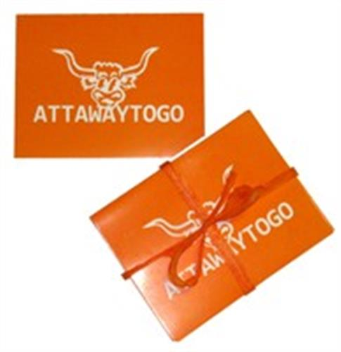 Attawaytogo Notecards