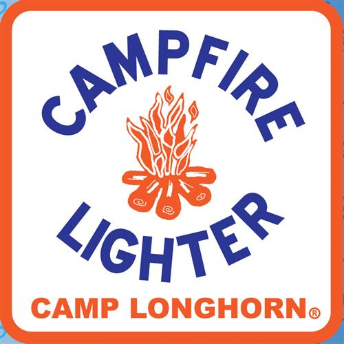 Campfire Lighter Sticker