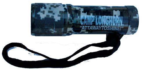 Camo Flashlight
