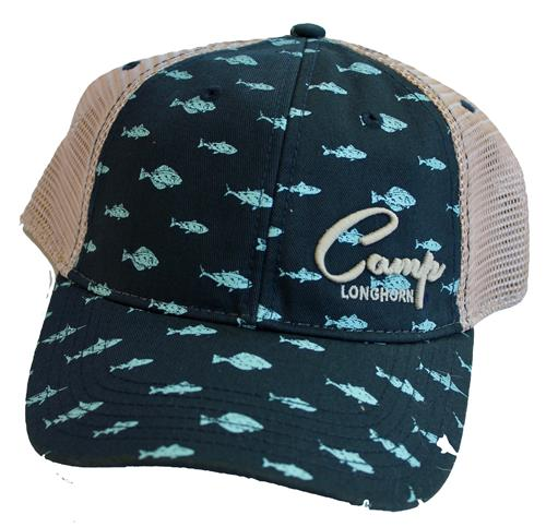 NEW! Fish Cap