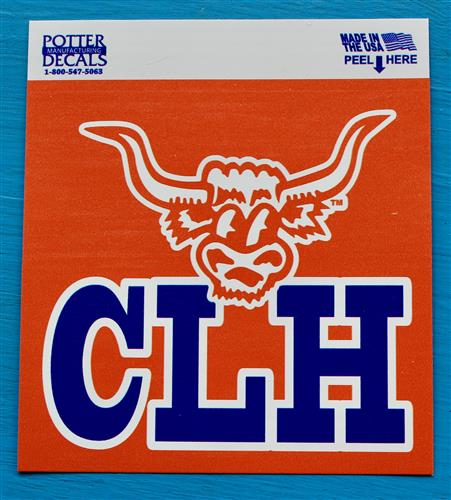 CLH Square Decal